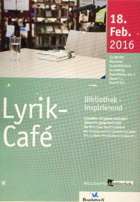 Lyrik-Café-Plakat