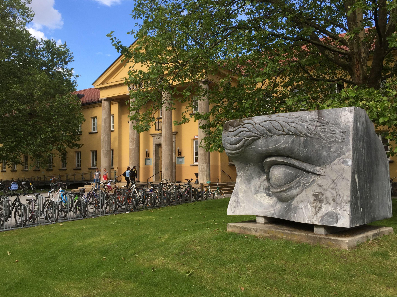 Nordbad + Oculus memoriae