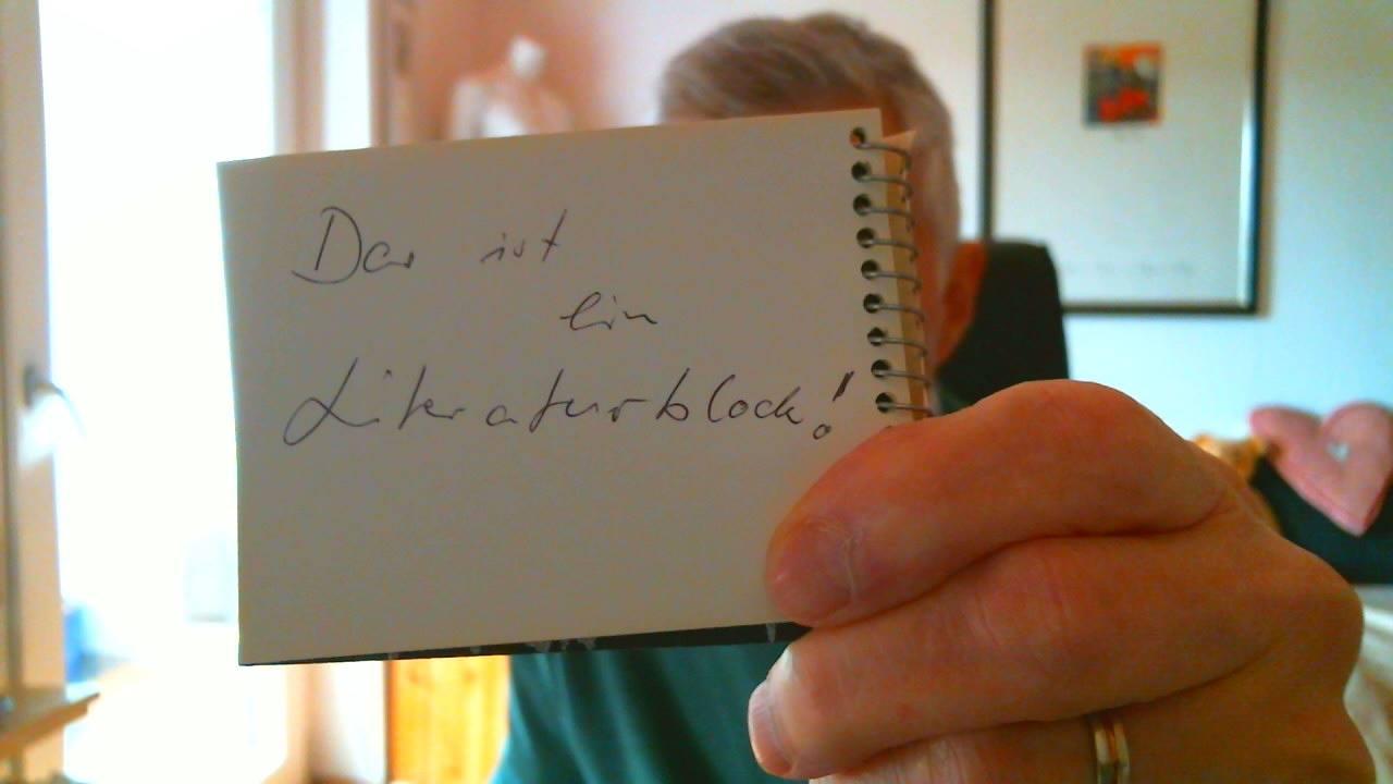 Hans Zengelers Literaturblock