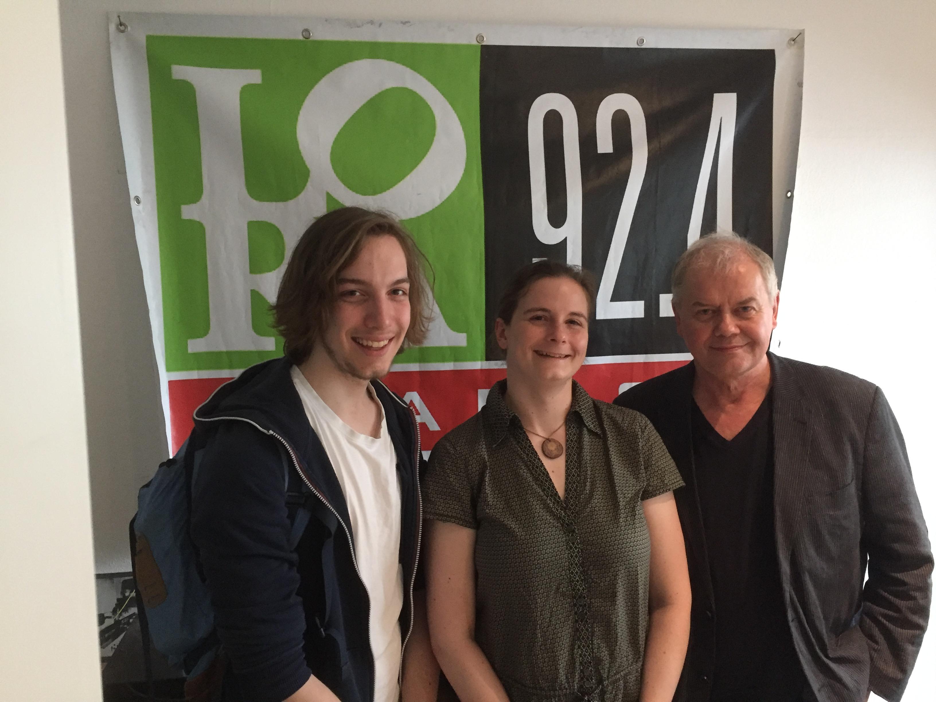 Zinner + Thiel bei Radio Lora