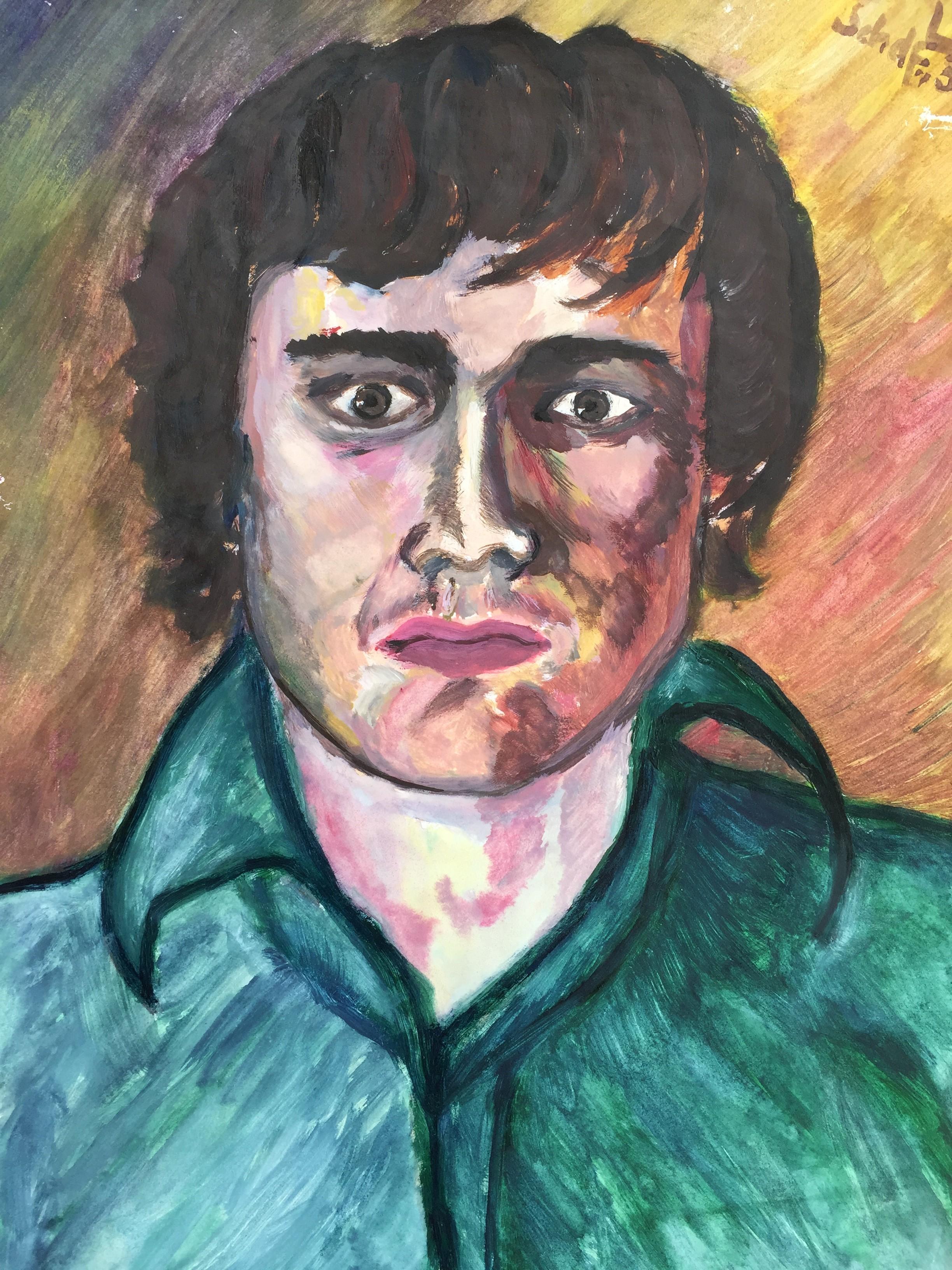 Junger Mann 1970s