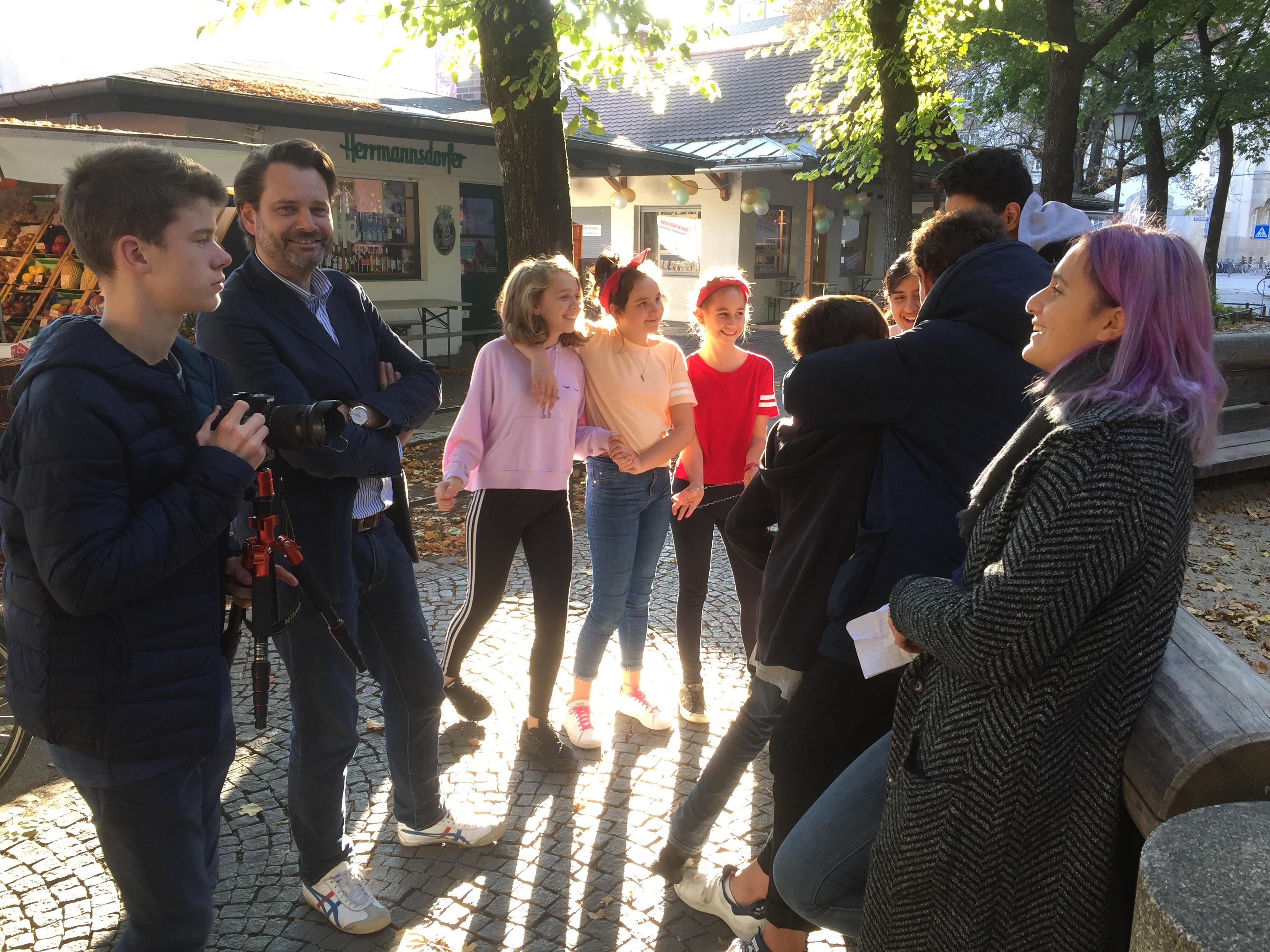 Elisabethplatz-Interviews