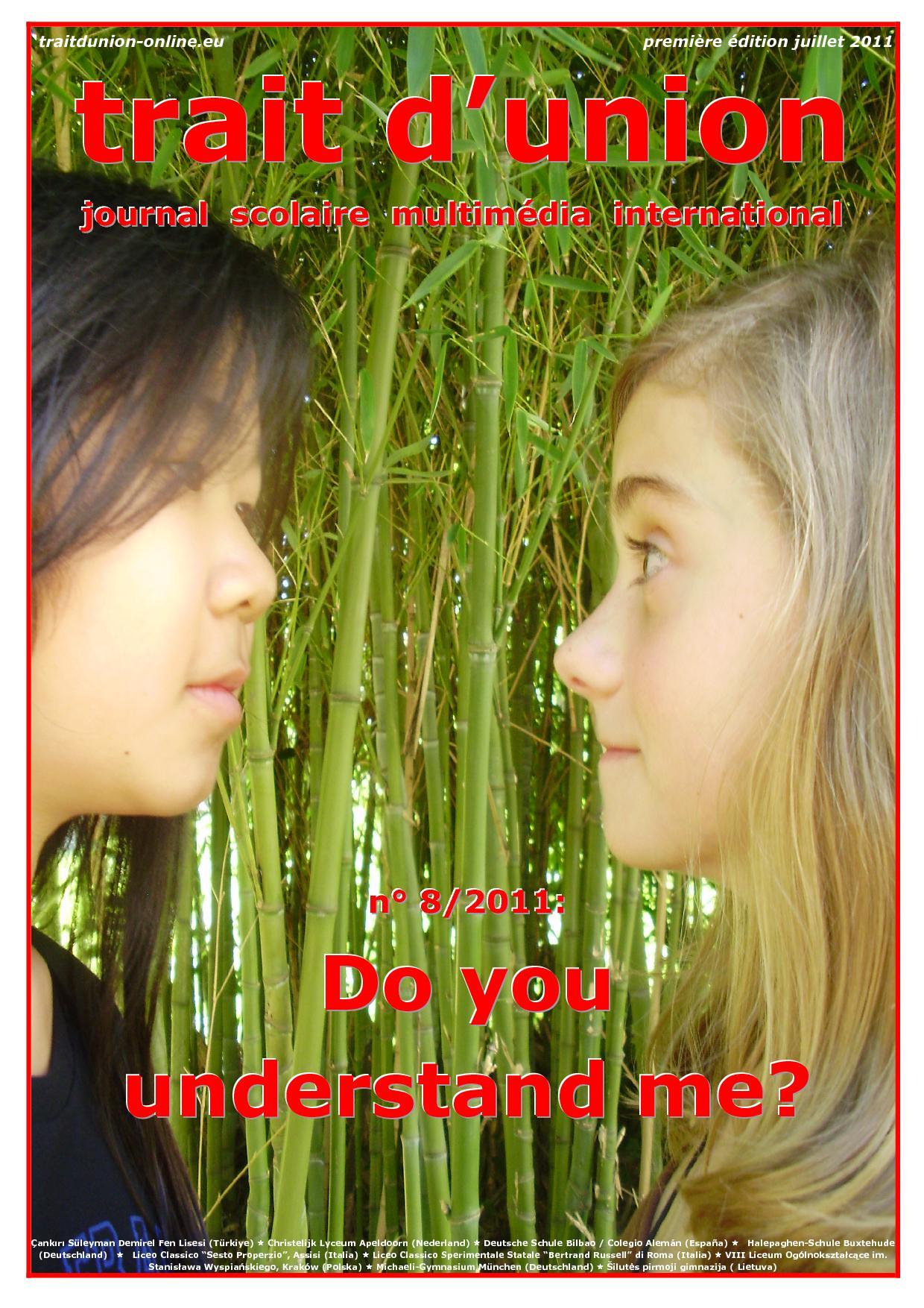 tdu 8-2011 Cover