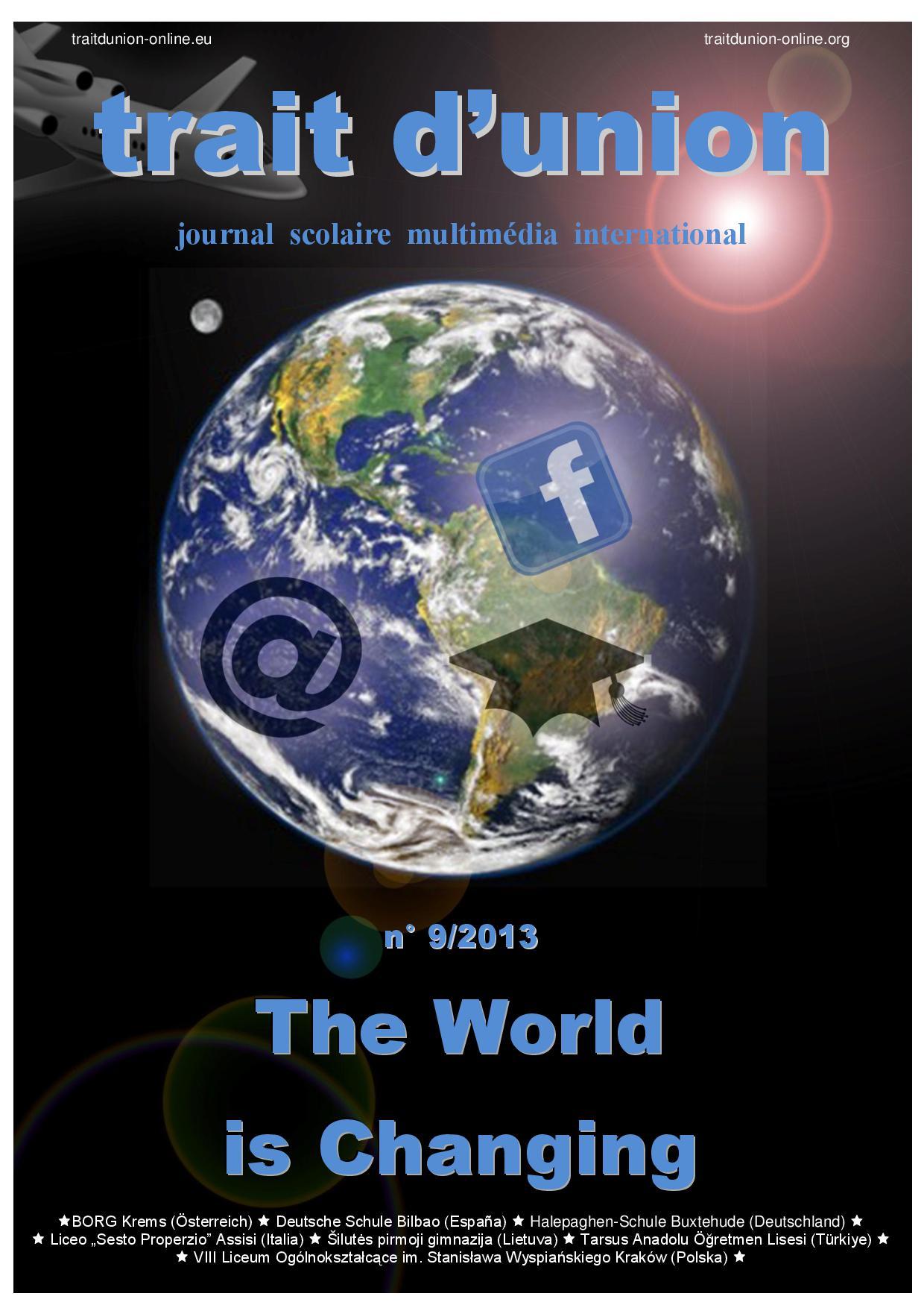 tdu 9-2013 Cover
