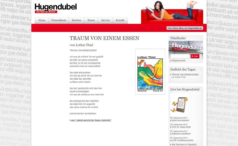hugendubel-gedicht des tages 20130903